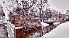Oulu_04 (elena_n) Tags: north spring oulu finland snowfall