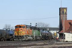 BNSF 9249 WEST (397) (CornCityMoFo) Tags: brantford ontario canada