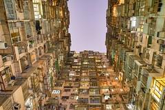 Infinity (jsvamm) Tags: ifttt 500px city architecture hong kong infinity architectural flats