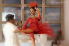 playing our song ... (photos4dreams) Tags: mistyprince2p4d mistyprincep4d mistycopelandfirebirdp4d dress barbie mattel doll toy photos4dreams p4d photos4dreamz barbies girl play fashion fashionistas outfit kleider mode puppenstube tabletopphotography bilitis hamilton soft focus ballett ballet dancer dancers tänzerinnen tänzerin ballerina mistycopeland star primal diorama aa beauties beautiful girls women ladies damen weiblich female firstafricanamericanfemaleprincipaldancerwiththeprestigiousamericanballettheatre principaldancer primaballerina firebird feuervogel phoenix prince purple rain hispurplehighness piano flügel klavier weis licht light