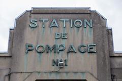 Seraing no. 1 (Tim Boric) Tags: luik liège seraing gemaal pumpingstation stationdepompage no1