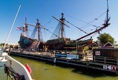 _DSC5992 (durr-architect) Tags: batavia yard lelystad shipyard reconstruction ships golden age netherlands maritime history vov conservation sea water sails traditional crafts revive workshops woodcarving forge rigging historical research werf