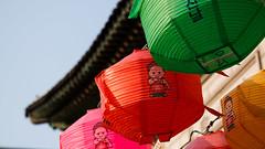(Jaredm2525) Tags: travel color festival zoom korea depthoffield seoul lantern foreign southkorea lotuslanternfestival 2013