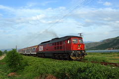 Desiro Defficiency (Krali Mirko) Tags: train diesel railway 124 bulgaria locomotive 07 ludmilla  bdz