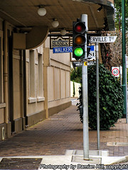Walkerville Tce Traffic Lights (baytram366) Tags: old signs heritage stone architecture corner buildings lights sussex hotel hall store phone traffic terrace library south australia stephen shops adelaide council suburbs eastern walkerville drapers tce