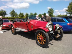 Lancia 1913 (f1jherbert) Tags: nokia track day 800 goodwood lancia lumia