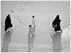 Film 15 Doha 04 (Phytophot) Tags: contrast shadows bw scenes 1980 family doha qatar