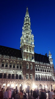 From http://www.flickr.com/photos/87359604@N07/8980680671/: Brussels, .Grand Place., At Night, ND Filter OFF