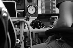 @ Pink Sound Studio (anninat) Tags: music studio guitar mixing recording