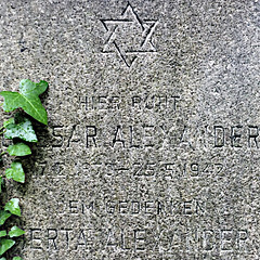 rest in peace (Bim Bom) Tags: berlin cemetery germany tombstone jewish