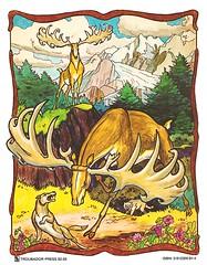 MAMMOTH_Evans_p32_back_cover (RetroArtBlog.com) Tags: book evans bridges larry mammoth coloring 1978 dennis press troubador eocene holocene tertiary paleocene oligocene pleistocene miocene cenozoic pliocene quaternary