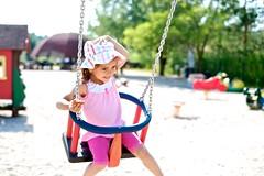 Joyful Afternoon (pan_orama) Tags: portrait girl playground child spielplatz fujinon35mmf14 fujifilmxe1