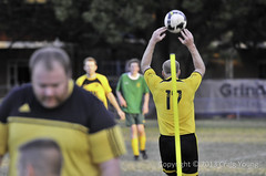 Young_CSY_7994 (youngie11) Tags: pen football aa12 gladesvillehornsbyfootballassociation eppingeastwoodfootballclub eewfc eppingeastwood eppingeastwoodtigers season2013 allage12 pennanthillsfootballclub