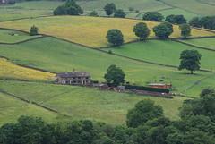 Hillside farmland (Halliwell_Michael ## Thanks you for your visits #) Tags: farmland hills farms westyorkshire pennines ripponden barkisland 2013 penninehills nikond40x