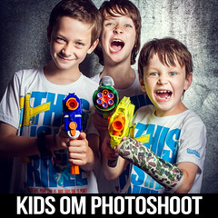 Kids OM Photoshoot