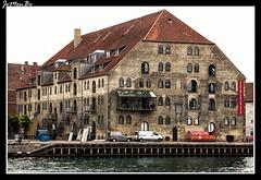 Christianshavn (Facultad de Arquitectura) (jemonbe) Tags: denmark canal dänemark danmark dinamarca copenhague christianshavn facultaddearquitectura canales jemonbe