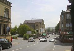 Burnley Road, Padiham, Burnley (mrrobertwade (wadey)) Tags: shop office post adams bank lancashire stores burnley padiham wadey