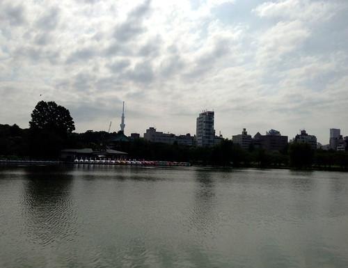 2013.7上野公園2