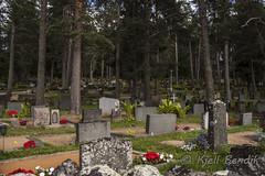 Cemetery, Ylitornio, Finland (kjellbendik) Tags: finland europa ferie kirke kirker gr 2013 byggning geografisk naturoglandskap
