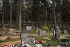 Cemetery, Ylitornio, Finland (kjellbendik) Tags: finland europa ferie kirke kirker går 2013 byggning geografisk naturoglandskap