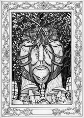 """The wisdom of illusion…"""