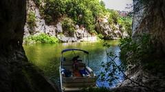 Grotta sul fiume (lele orpo) Tags: river sardinia gh1 cedrino neulè ecoparco