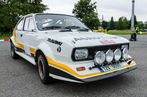 Škoda 160RS MTX (1984)