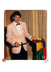 Davo, The Magician (hickeyguy) Tags: david magic australia ibm 1984 nsw davo 1980s hickey magician geniis hickeyguy