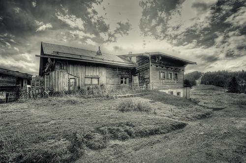 Marchbachjochhaus - 1497 meter