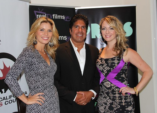 Wendy Crystal, Gordon Vasquez, Tara Hunnewell, Social Media Lodge Day 1, TIFF 2012