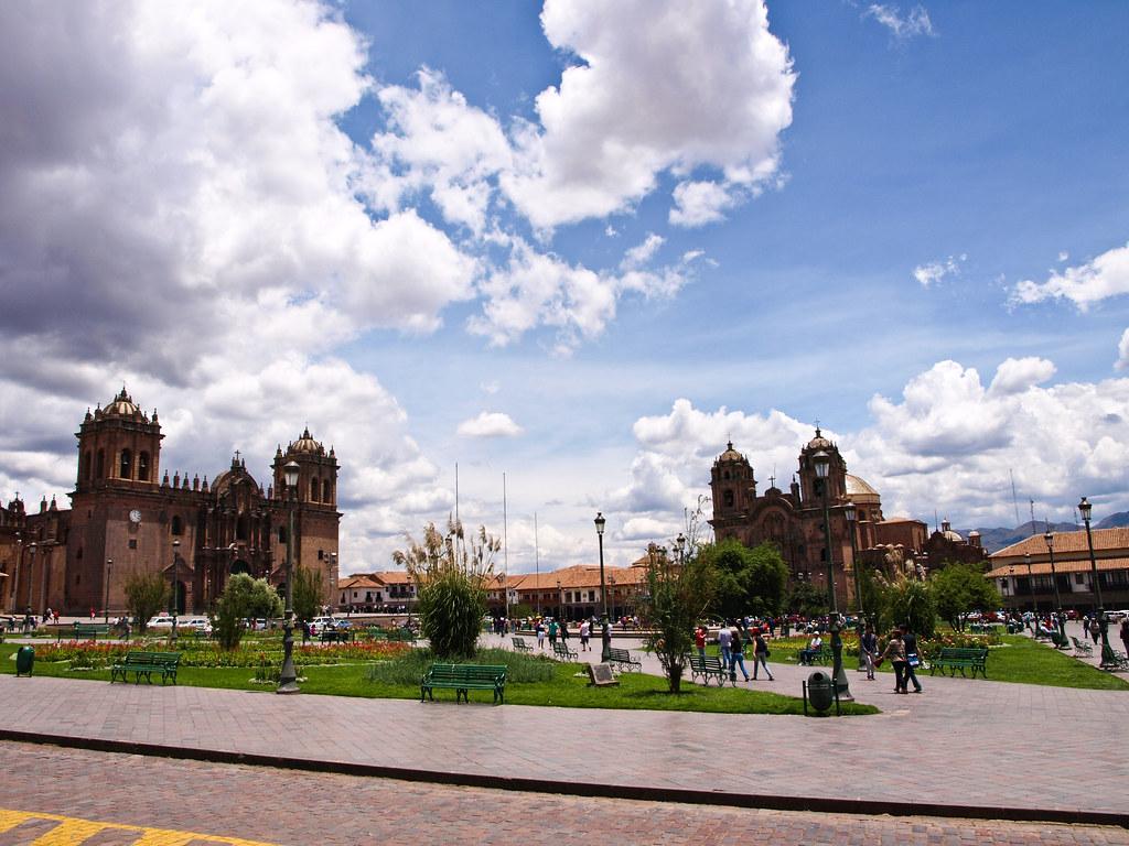 Plaza del centro