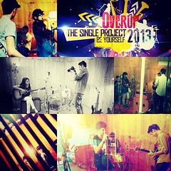 OVERUP THE SINGLE PROJECT 2013  #Ubon #อุบล