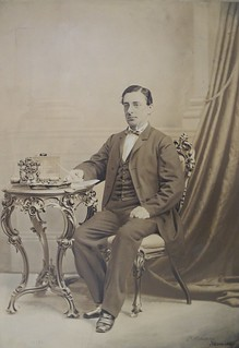 Photograph of Hon. Antoine-Aimé Dorion