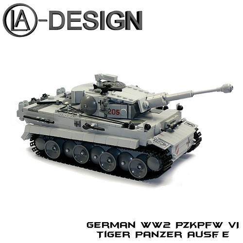 Lego Tiger Tank Instructions Pdf