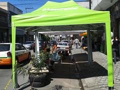 Vaga Viva 2013 - Largo do Japons (ciclocidade) Tags: parking greenpeace ccj zonanorte diasemcarro dmsc semanadamobilidade vagaviva largodojapons ciclocidade