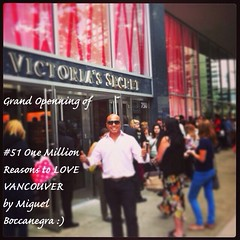 | no.51 | | Grand Opening of Victoria's Secret Store | (onemillionreasonstolovevancouver) Tags: world city pink people tourism home promotion vancouver cool realestate profile today victoriassecret l4l vancity downtownvancouver metrovancouver onemillion cityofvancouver vancouverite vancouvercity vancouvertourism vancouverrealestate vanone awesomevancouver instaphoto instagood instafollow uploaded:by=flickrmobile flickriosapp:filter=nofilter miguelboccanegra thegreatervancouverarea