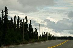 Lots and lots of thoses (WhiteFlowersFade) Tags: voyage road travel canada clouds landscape nikon labrador north roadtrip route nuages paysage nord d7k d7000