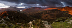 Dreams are made of this - Dawn over Snowdonia (Nick Livesey Mountain Images) Tags: