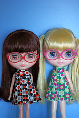 Retro pop girls!