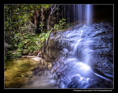 Waterfalls of Lawson, Blue Mountains, Canon EOSM 2374 (Gary Hayes) Tags: bluemountains junction waterfalls adelina lawson federalcataractfalls