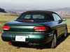 03 Chrysler Stratus 1996-2001 Verdeck gs 02