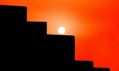 Step by Step ..Sunset (Vafa Nematzadeh Photography) Tags: