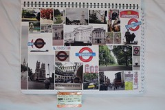 london (Josiedurney) Tags: park white colour art st statue collage corner train pencil garden painting scrapbook underground gold james 3d big bed squirrel mine artist acrylic bright ben photos box drawing circus telephone year tube style bigben piccadilly 11 sketchbook structure sheets clocktower covent buckinghampalace watercolour layers euston speakers coursework stations gcse bedsheets year11 trainticket senseofplace bustimetable artfolder stpaulscatherdrial