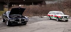 Pontiac Firebird '69, Ford Escort MkII - IMG_0481-e (Per Sistens) Tags: cars ford january firebird pontiac cnc escort escortmkii cnc1401 cnc14i
