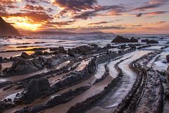 The Dragons Arise (jens_liquen) Tags: sunset sea beach marina c