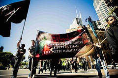 10th Annual Ashura Procession  - Australia 51