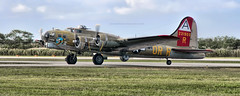 B-17 Flying Fortress (DMCooperPhotography) Tags: wwii b17 warbirds flyingfortress collingsfoundation wingsovermiami dmcooperphotographycom