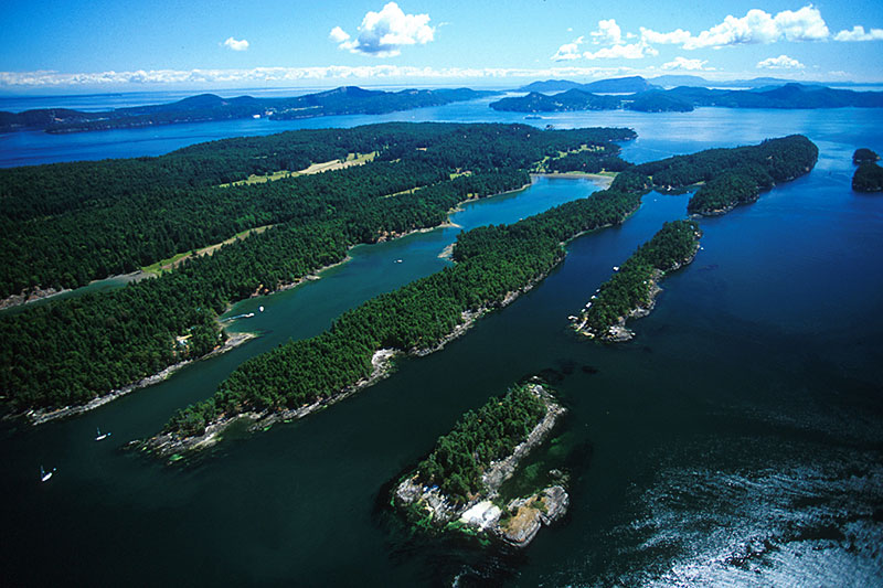 Emr Vacation Rentals Southern Gulf Islands Vancouver