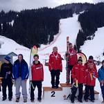 U16 Provincials Day 2 Men's SG Top 10 PHOTO CREDIT: Gordie Bowles