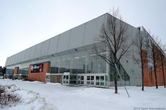 Joensuu - Finland (Sami Niemelinen (instagram: santtujns)) Tags: ice hockey suomi finland arena scandinavia areena joensuu jhalli jokipojat